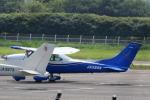 多楽さんが、調布飛行場で撮影した日本個人所有 182R Skylane IIの航空フォト(写真)