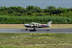 Gambardierさんが、岡南飛行場で撮影した日本法人所有 PA-28-181 Archer IIの航空フォト(写真)