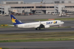 OMAさんが、羽田空港で撮影したスカイマーク 737-82Yの航空フォト(写真)