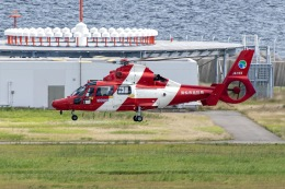 I.K.さんが、神戸空港で撮影した浜松市消防航空隊 AS365N3 Dauphin 2の航空フォト(飛行機 写真・画像)
