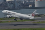 kou-767-300さんが、羽田空港で撮影した日本航空 777-246/ERの航空フォト(写真)
