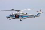 Kuuさんが、米子空港で撮影した海上保安庁 AW139の航空フォト(写真)
