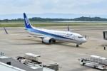 kiraboshi787さんが、長崎空港で撮影した全日空 737-881の航空フォト(写真)