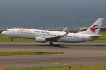 きんめいさんが、中部国際空港で撮影した中国東方航空 737-89Pの航空フォト(写真)
