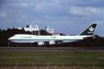 tassさんが、成田国際空港で撮影したサウジアラビア航空 747-268F/SCDの航空フォト(写真)