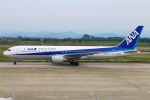 Kuuさんが、米子空港で撮影した全日空 767-381/ERの航空フォト(写真)