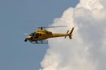 GNPさんが、Hockenheimringで撮影したDHL AS350 Ecureuilの航空フォト(写真)