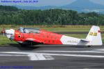Chofu Spotter Ariaさんが、たきかわスカイパークで撮影したエアロスポーツ・プロモーションズ SF-28A Tandem Falkeの航空フォト(写真)