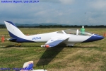 Chofu Spotter Ariaさんが、たきかわスカイパークで撮影した滝川スカイスポーツ振興協会 MDM-1 Foxの航空フォト(写真)