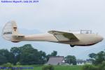 Chofu Spotter Ariaさんが、たきかわスカイパークで撮影した日本個人所有 Mg19 Steinadlerの航空フォト(飛行機 写真・画像)