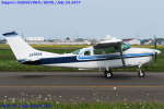 Chofu Spotter Ariaさんが、札幌飛行場で撮影した北海道航空 TU206G Turbo Stationair 6 IIの航空フォト(写真)
