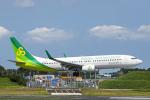 SGR RT 改さんが、成田国際空港で撮影した春秋航空日本 737-86Nの航空フォト(写真)