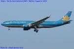 Chofu Spotter Ariaさんが、成田国際空港で撮影したベトナム航空 A330-223の航空フォト(飛行機 写真・画像)