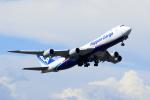 Shin-chaさんが、成田国際空港で撮影した日本貨物航空 747-8KZF/SCDの航空フォト(写真)