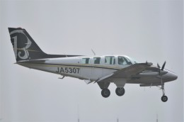 kumagorouさんが、仙台空港で撮影した日本個人所有 58 Baronの航空フォト(写真)