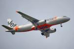 ちゃぽんさんが、成田国際空港で撮影したジェットスター・ジャパン A320-232の航空フォト(飛行機 写真・画像)