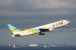 どりーむらいなーさんが、羽田空港で撮影したAIR DO 767-381/ERの航空フォト(写真)