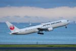 どりーむらいなーさんが、羽田空港で撮影した日本航空 767-346/ERの航空フォト(飛行機 写真・画像)