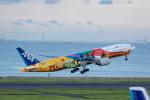 どりーむらいなーさんが、羽田空港で撮影した全日空 777-281/ERの航空フォト(飛行機 写真・画像)