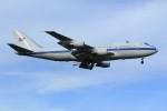 メンチカツさんが、横田基地で撮影したアメリカ空軍 E-4B (747-200B)の航空フォト(飛行機 写真・画像)