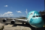 atsu3223さんが、ダニエル・K・イノウエ国際空港で撮影した全日空 A380-841の航空フォト(写真)