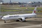 kikiさんが、羽田空港で撮影した日本航空 777-346/ERの航空フォト(写真)