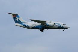 メンチカツさんが、成田国際空港で撮影したアンガラ・エアラインズ An-148-100Eの航空フォト(飛行機 写真・画像)