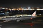 セッキーさんが、羽田空港で撮影した日本航空 777-246/ERの航空フォト(写真)