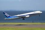 YASKYさんが、羽田空港で撮影した全日空 767-381/ERの航空フォト(写真)