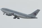Hariboさんが、羽田空港で撮影したカタールアミリフライト A310-304の航空フォト(写真)