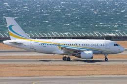 Hariboさんが、中部国際空港で撮影したコムラックス・マルタ A319-115CJの航空フォト(飛行機 写真・画像)
