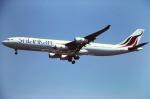 tassさんが、成田国際空港で撮影したスリランカ航空 A340-311の航空フォト(写真)