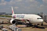 mojioさんが、羽田空港で撮影した日本航空 777-246の航空フォト(飛行機 写真・画像)