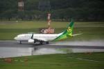 T.Sazenさんが、成田国際空港で撮影した春秋航空日本 737-8ALの航空フォト(飛行機 写真・画像)