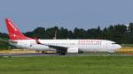 パンダさんが、成田国際空港で撮影したイースター航空 737-808の航空フォト(飛行機 写真・画像)