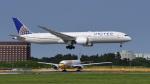 パンダさんが、成田国際空港で撮影したユナイテッド航空 787-9の航空フォト(写真)