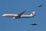 まえちんさんが、千歳基地で撮影した航空自衛隊 777-3SB/ERの航空フォト(飛行機 写真・画像)