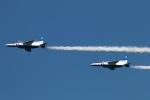 まえちんさんが、千歳基地で撮影した航空自衛隊 T-4の航空フォト(写真)