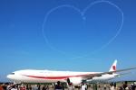 まえちんさんが、千歳基地で撮影した航空自衛隊 777-3SB/ERの航空フォト(写真)