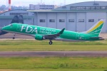 Tomo_mczさんが、名古屋飛行場で撮影したフジドリームエアラインズ ERJ-170-200 (ERJ-175STD)の航空フォト(写真)