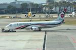 sky77さんが、シンガポール・チャンギ国際空港で撮影したビーマン・バングラデシュ航空 737-8E9の航空フォト(写真)