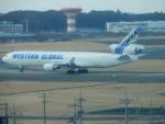 kiyohsさんが、成田国際空港で撮影したウエスタン・グローバル・エアラインズ MD-11Fの航空フォト(飛行機 写真・画像)