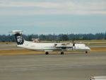 kiyohsさんが、シアトル タコマ国際空港で撮影したホライゾン航空 DHC-8-402Q Dash 8の航空フォト(飛行機 写真・画像)