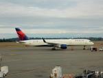 kiyohsさんが、シアトル タコマ国際空港で撮影したデルタ航空 757-251の航空フォト(写真)