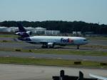 kiyohsさんが、成田国際空港で撮影したフェデックス・エクスプレス MD-11Fの航空フォト(飛行機 写真・画像)