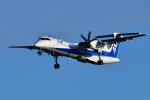 saoya_saodakeさんが、成田国際空港で撮影したANAウイングス DHC-8-402Q Dash 8の航空フォト(写真)