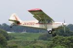 ゴンタさんが、妻沼滑空場で撮影した日本個人所有 A-1 Huskyの航空フォト(写真)