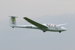 ゴンタさんが、妻沼滑空場で撮影した日本法人所有 ASK 21の航空フォト(写真)