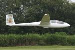 ゴンタさんが、妻沼滑空場で撮影した日本学生航空連盟 ASK 21の航空フォト(写真)