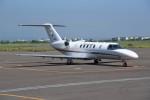 kumagorouさんが、仙台空港で撮影した国土交通省 航空局 525C Citation CJ4の航空フォト(飛行機 写真・画像)